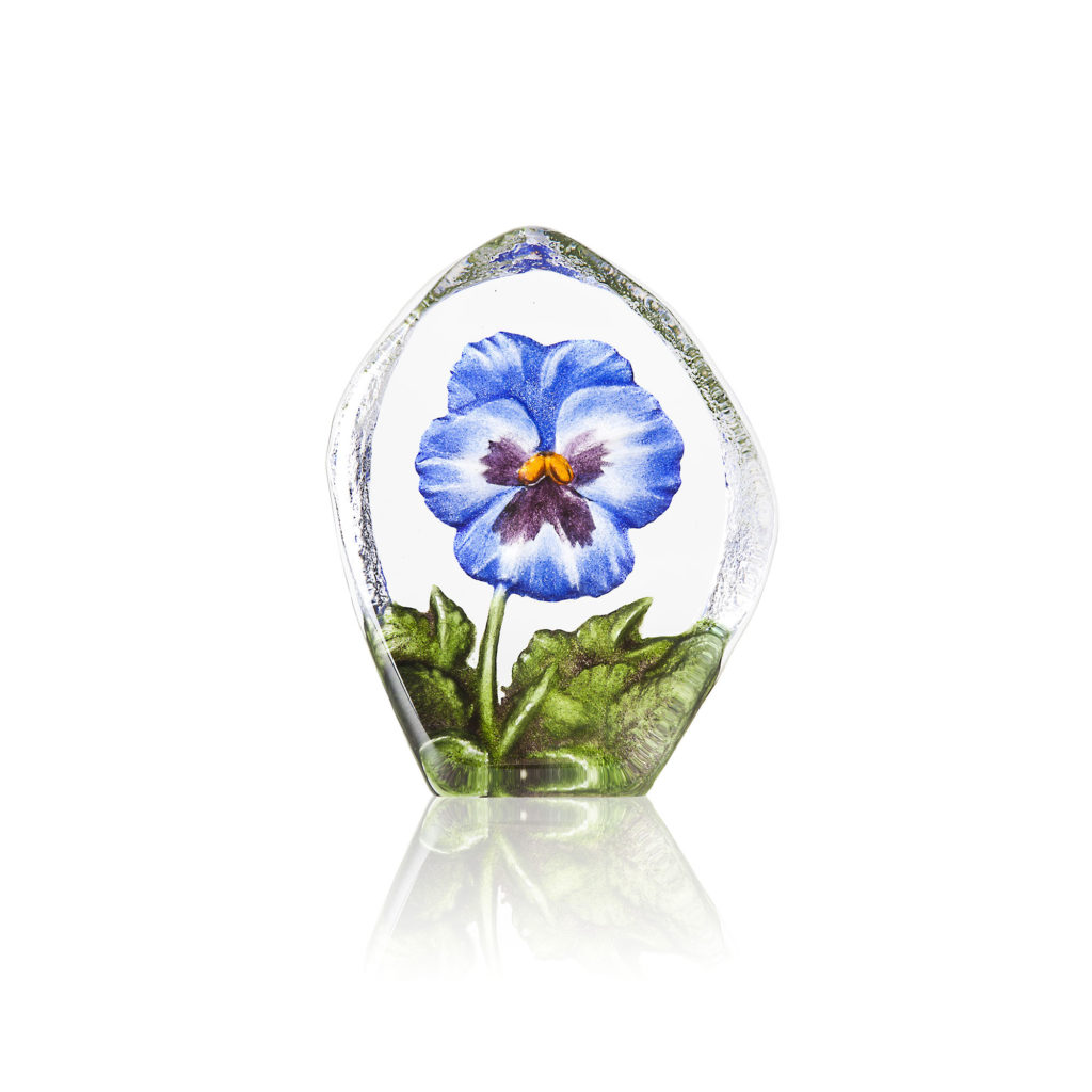 Pansy (blue)