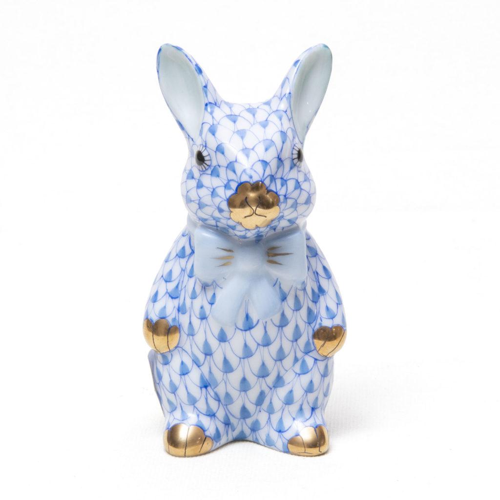 Bowtie Bunny Blue 1024x1024