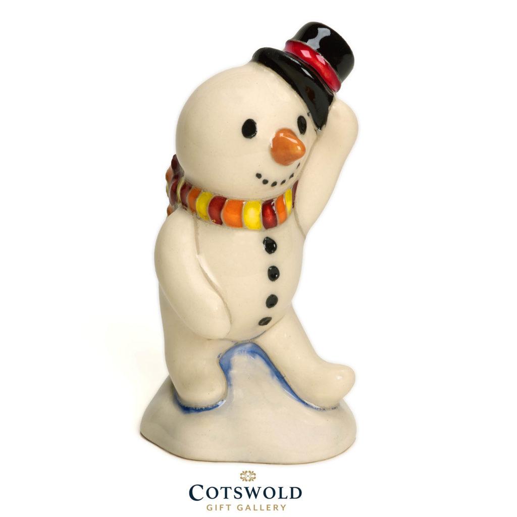 Christmas Miniature Snowman Greet 1024x1024