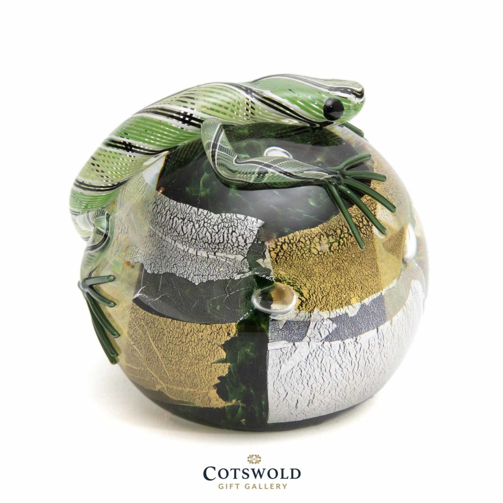 Lizard Paperweight Green 1024x1024