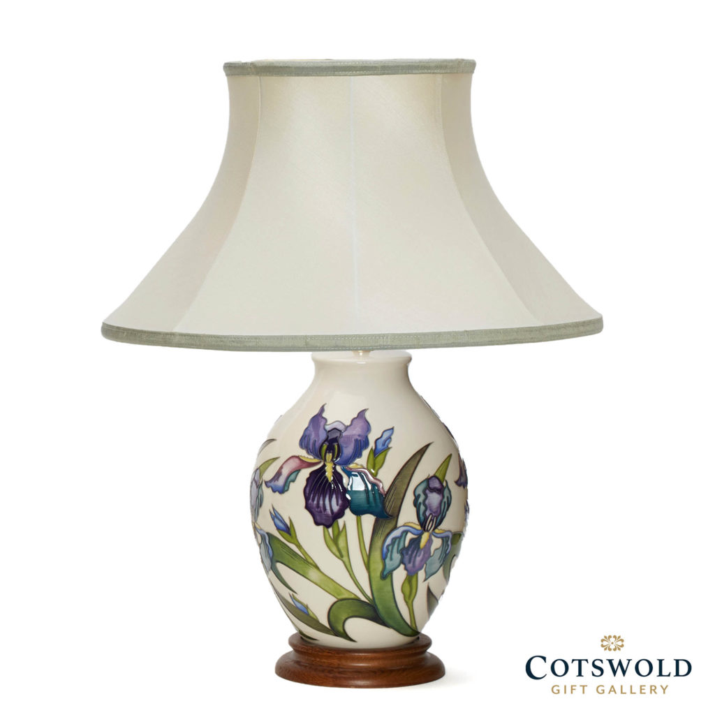 Moorcroft Bearded Iris Lamp 3 8 1024x1024