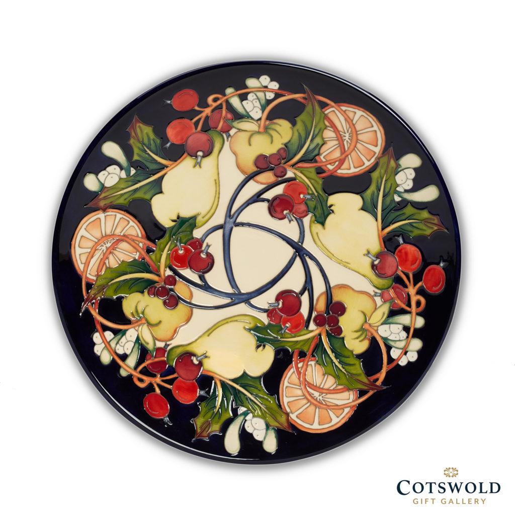 Moorcroft Christmas Cornucopia 01 1024x1024