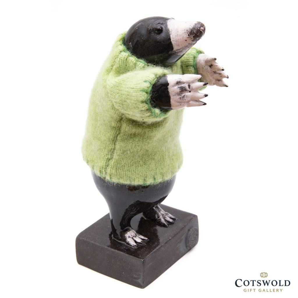 Mr. Mole Green Jumper 1024x1024