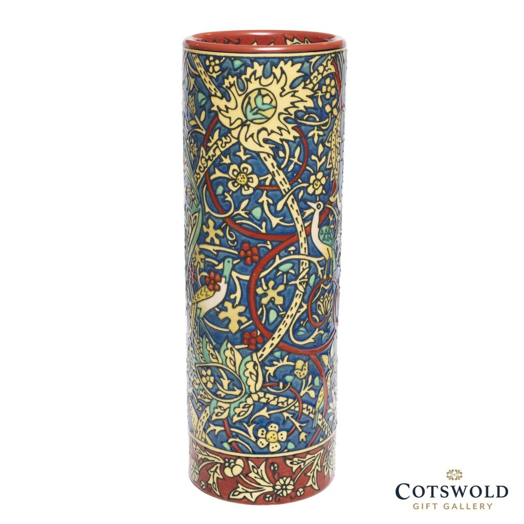 Dennis Chinaworks William Morris Carpet Vase 2 1024x1024