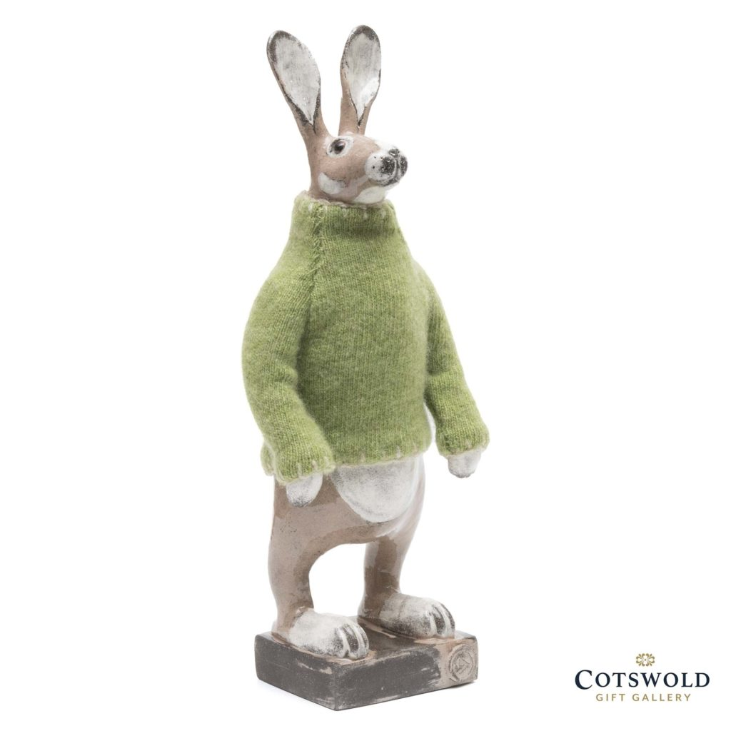 Gwen Vaughan Hare In Green Jumper 2 1024x1024