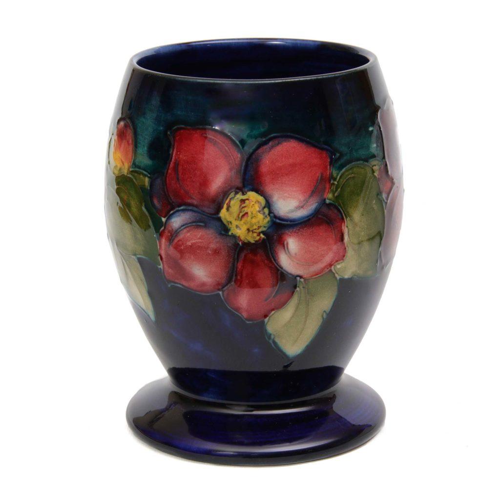 Moorcroft Vintage Clematis Goblet Vase 3 1024x1024