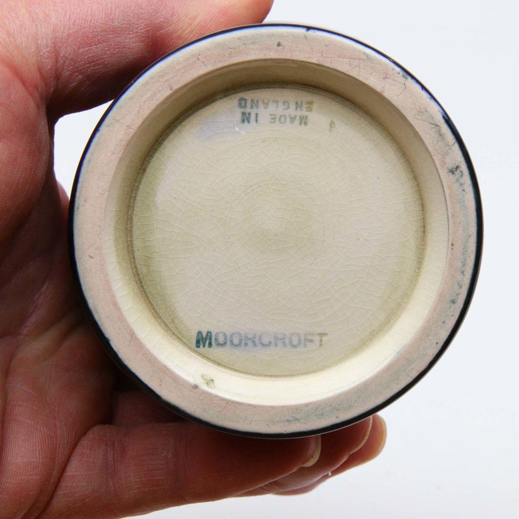 Moorcroft Vintage Clematis Goblet Vase 4 1024x1024