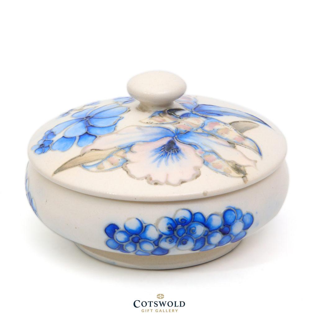 Moorcroft Vintage Orchid Powder Bowl 2 1024x1024