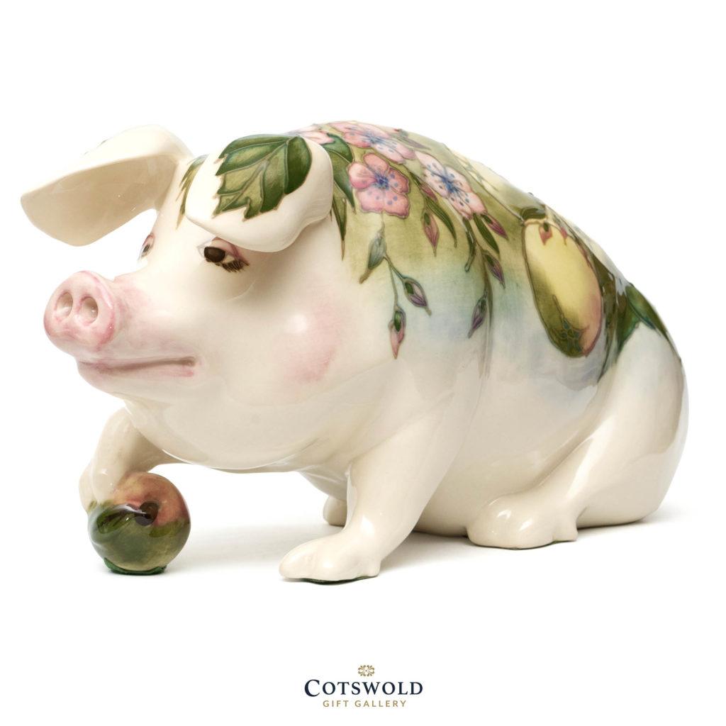 Vintage Moorcroft Peter The Pig 4 1024x1024
