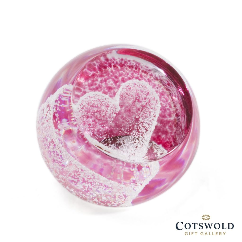Caithness Paperweight Special Moments Ruby 1 1024x1024