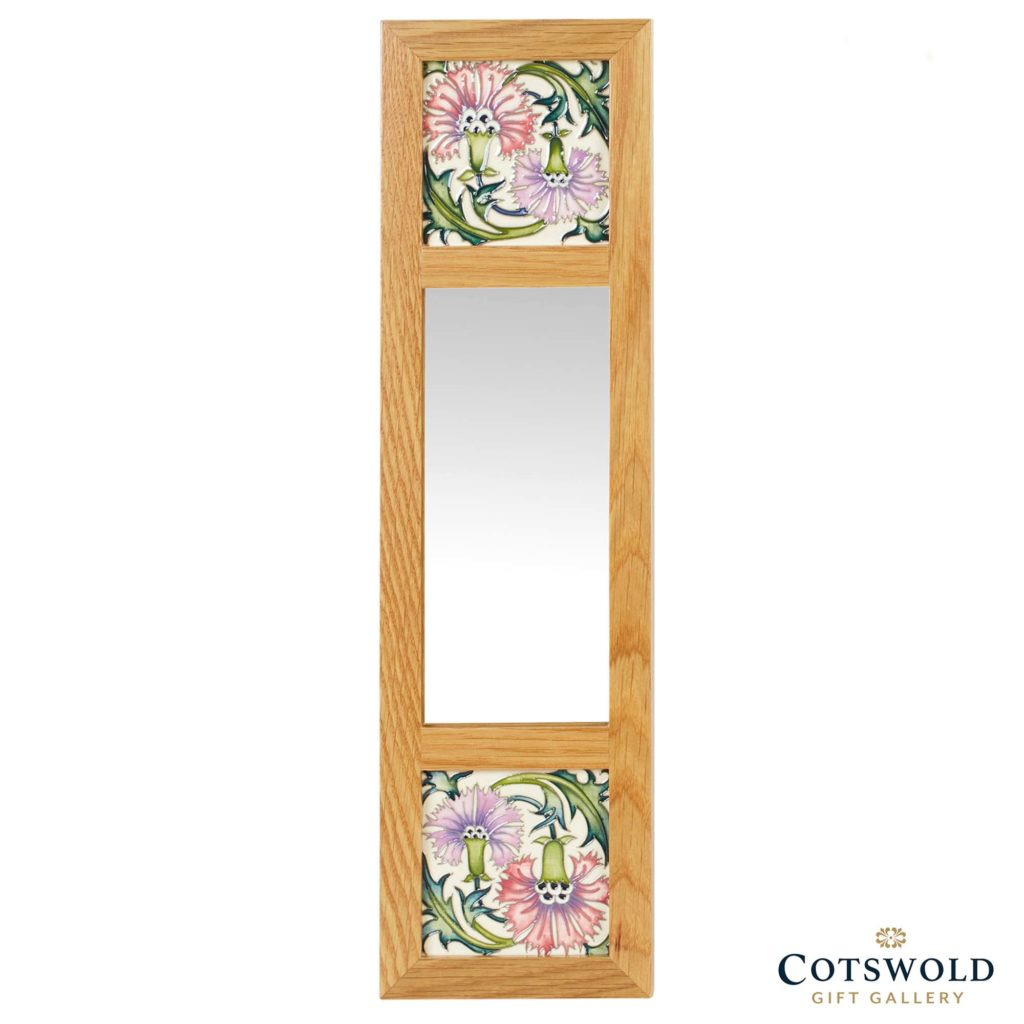 Moorcroft Pottery De Morgan Mirrors Carnation 1024x1024