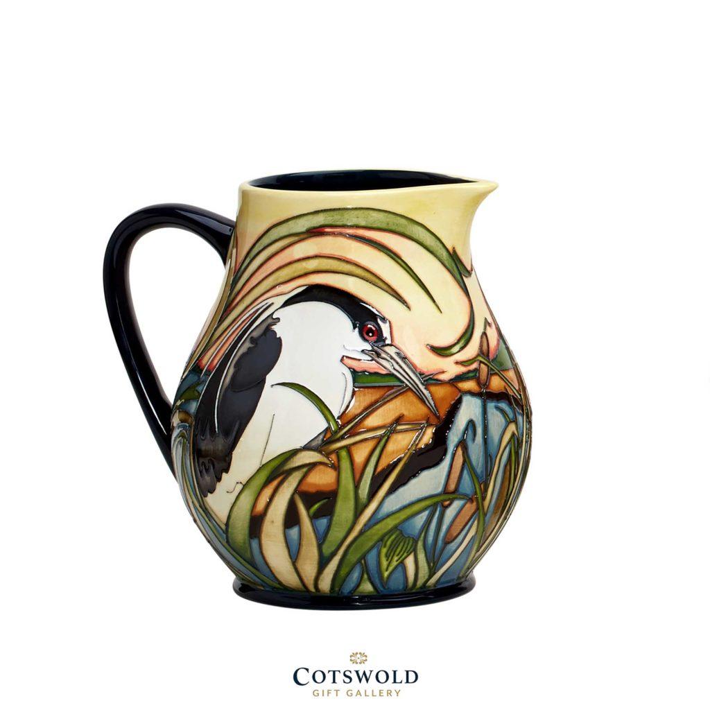 Moorcroft Pottery Night Herons Jug 01 1024x1024