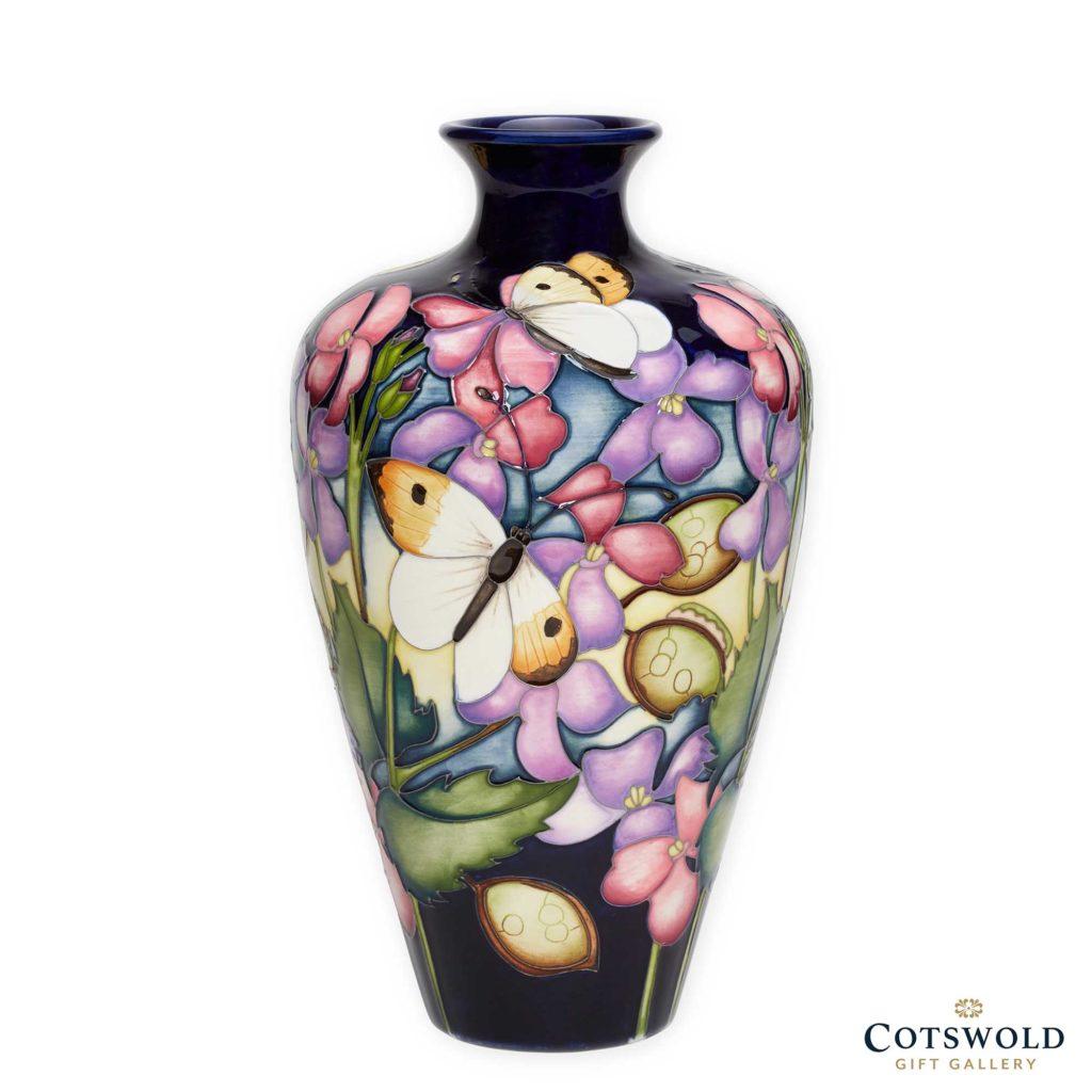 Moorcroft Pottery Orange Tip Vase 1024x1024