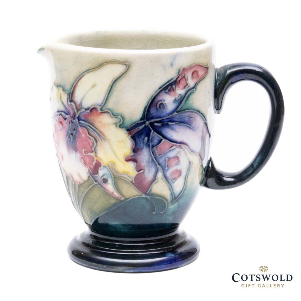 Moorcroft Vintage Orchid Cream Jug 1 1024x1024