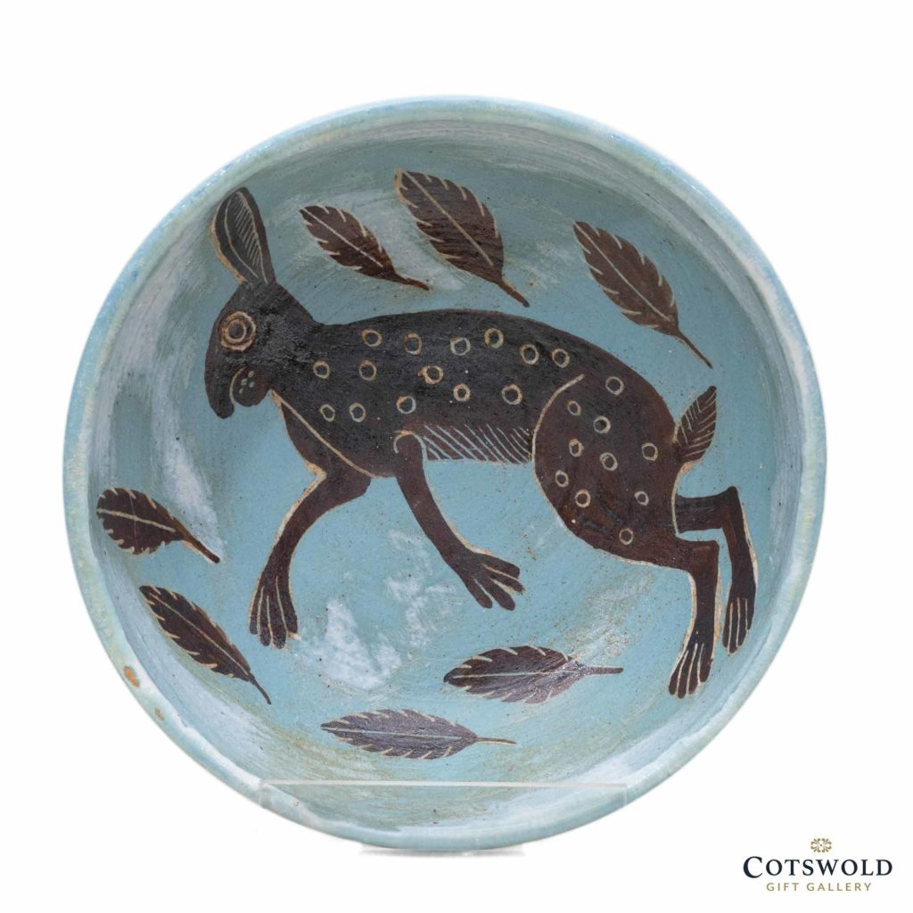 Michele Cowmeadow Dream Hare Bowl 10 01 1024x1024