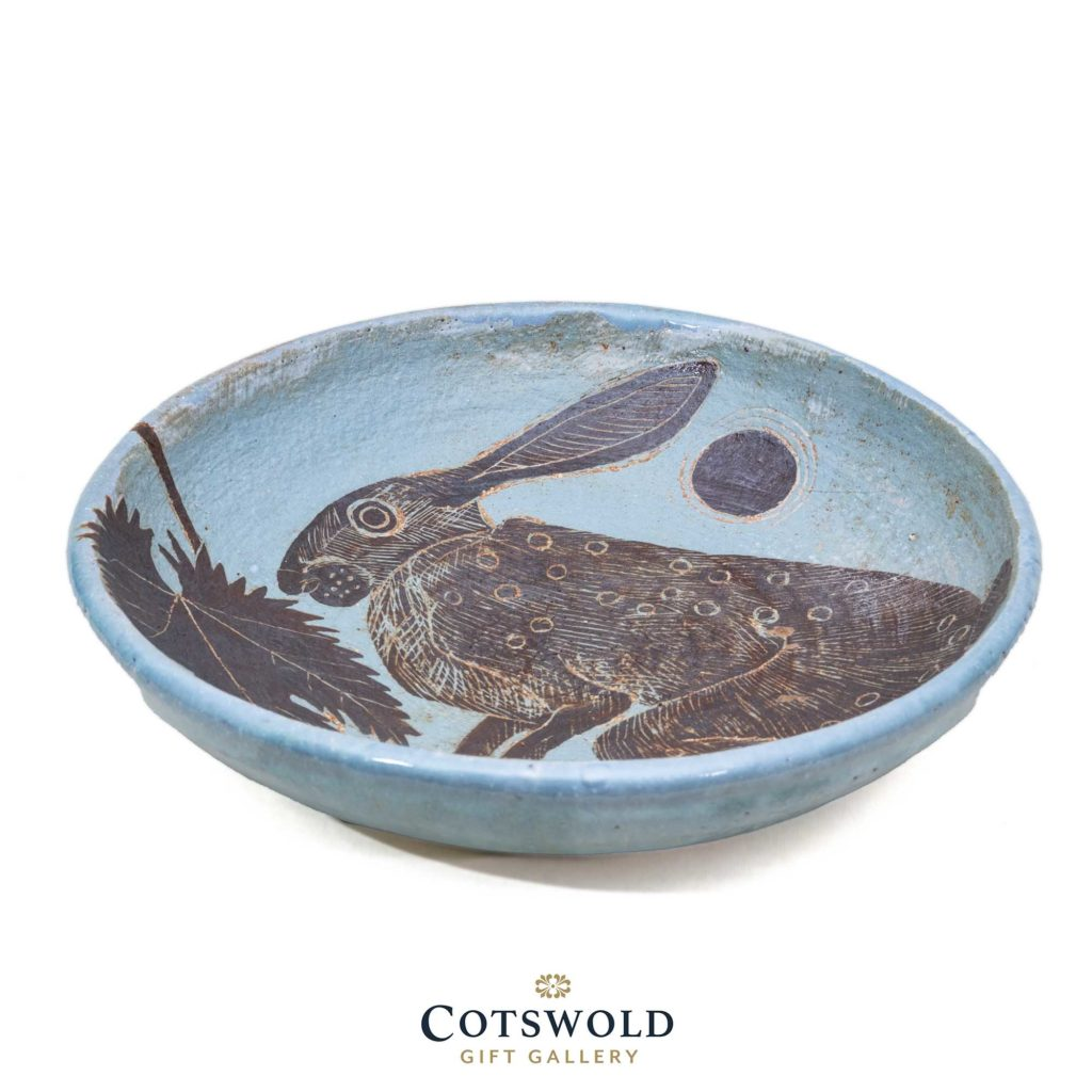 Michele Cowmeadow Hare And Vine Plate 08 02 1024x1024
