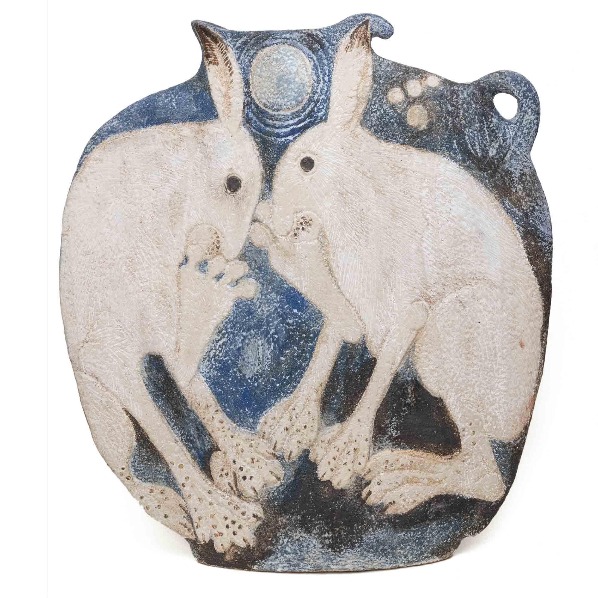 Michele Cowmeadow Hare Vase