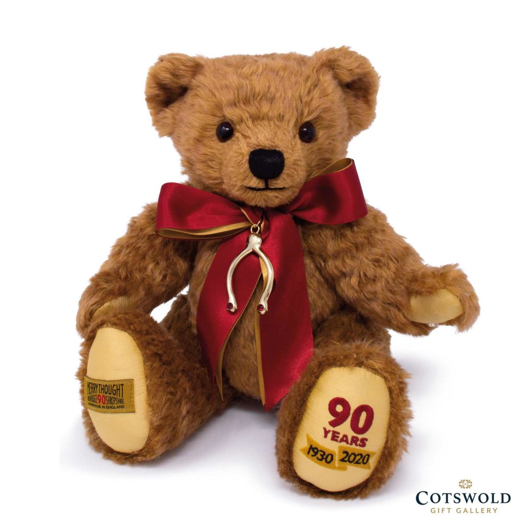 Merrythought 90th Anniversary Teddy Bear 2 1024x1024