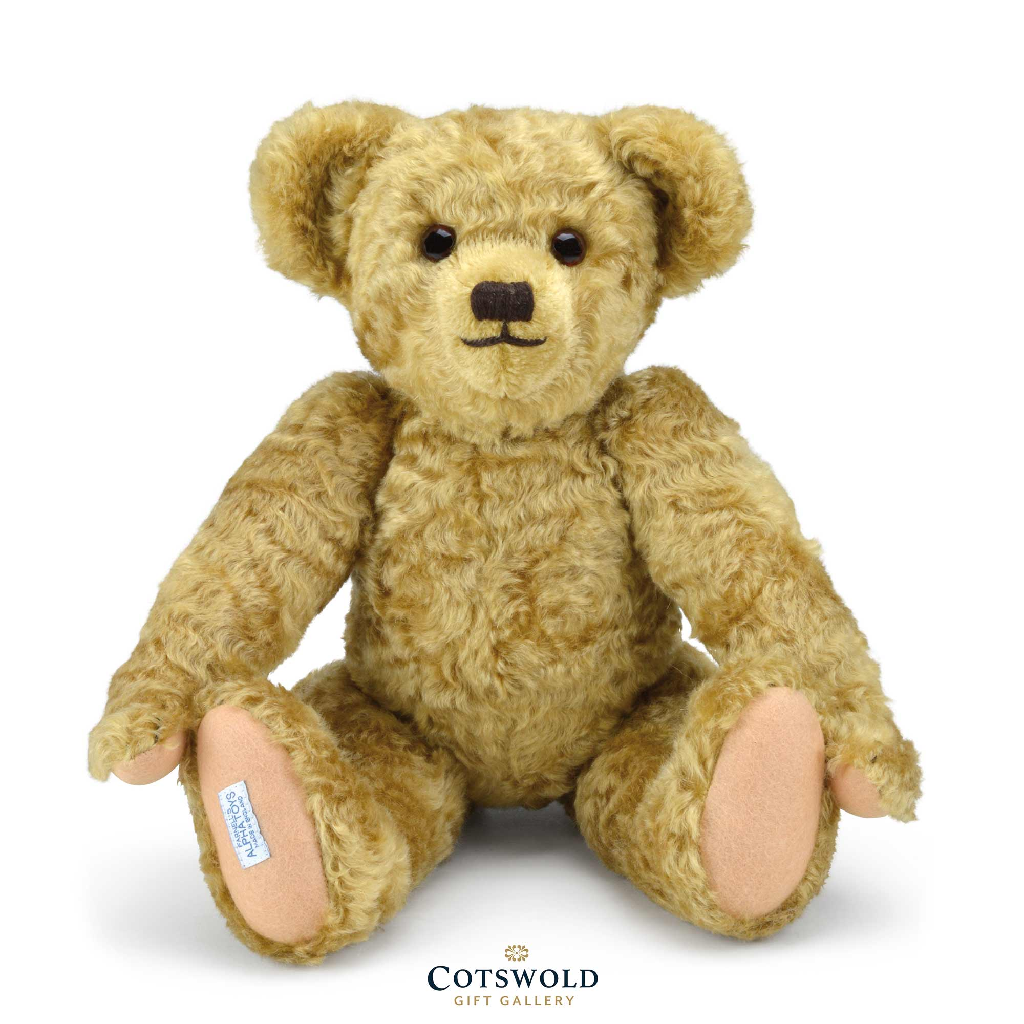 Merrythought Edward Teddy Bear 3