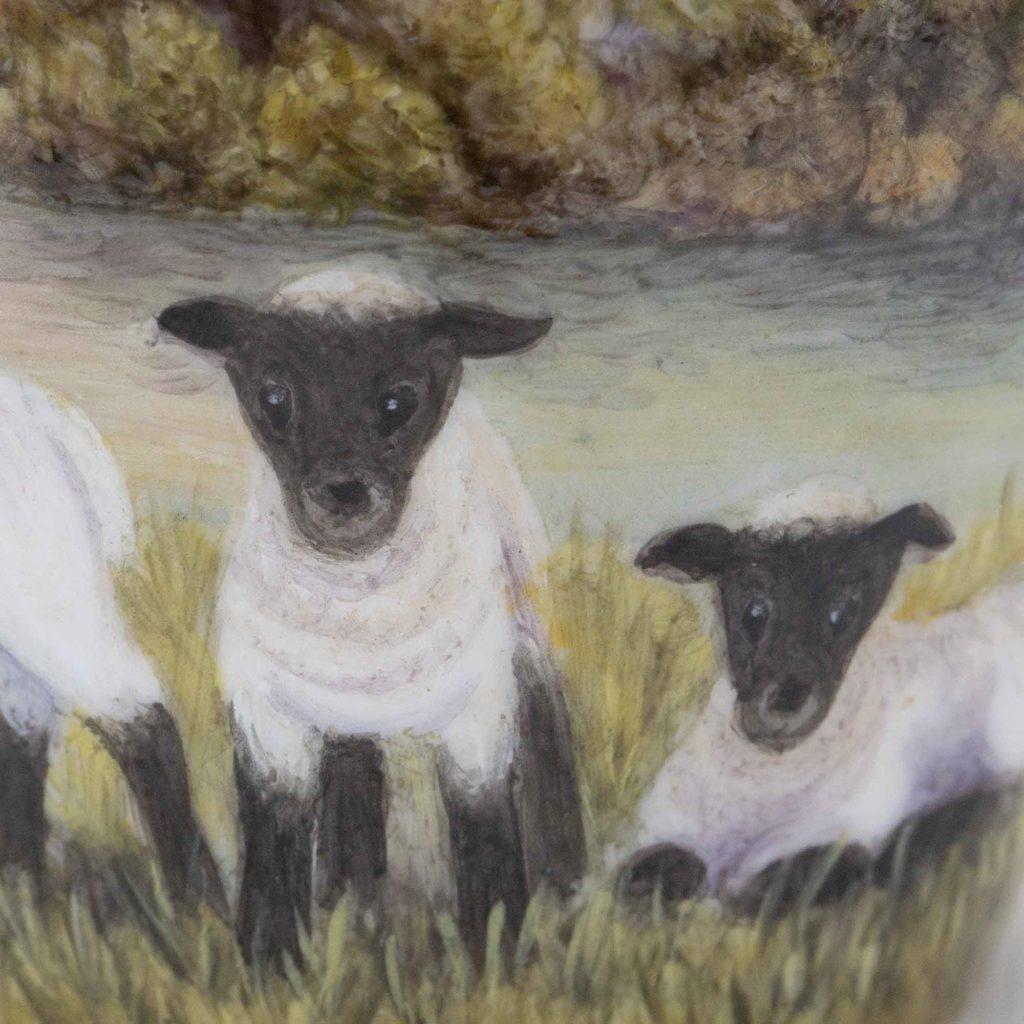 Steve Smith Miniature Sheep Vase 8 1024x1024