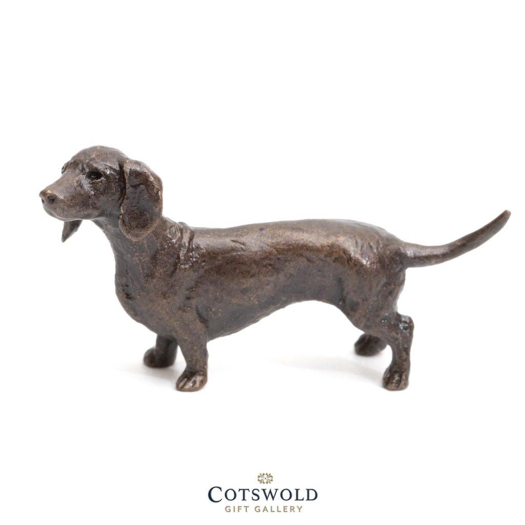 Richard Cooper Bronze Miniature Dachshund 2 1024x1024