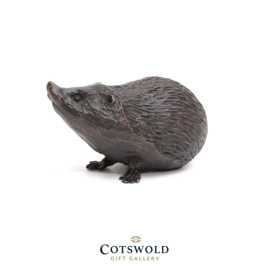 Richard Cooper Bronze Miniature Hedgehog 1 1024x1024