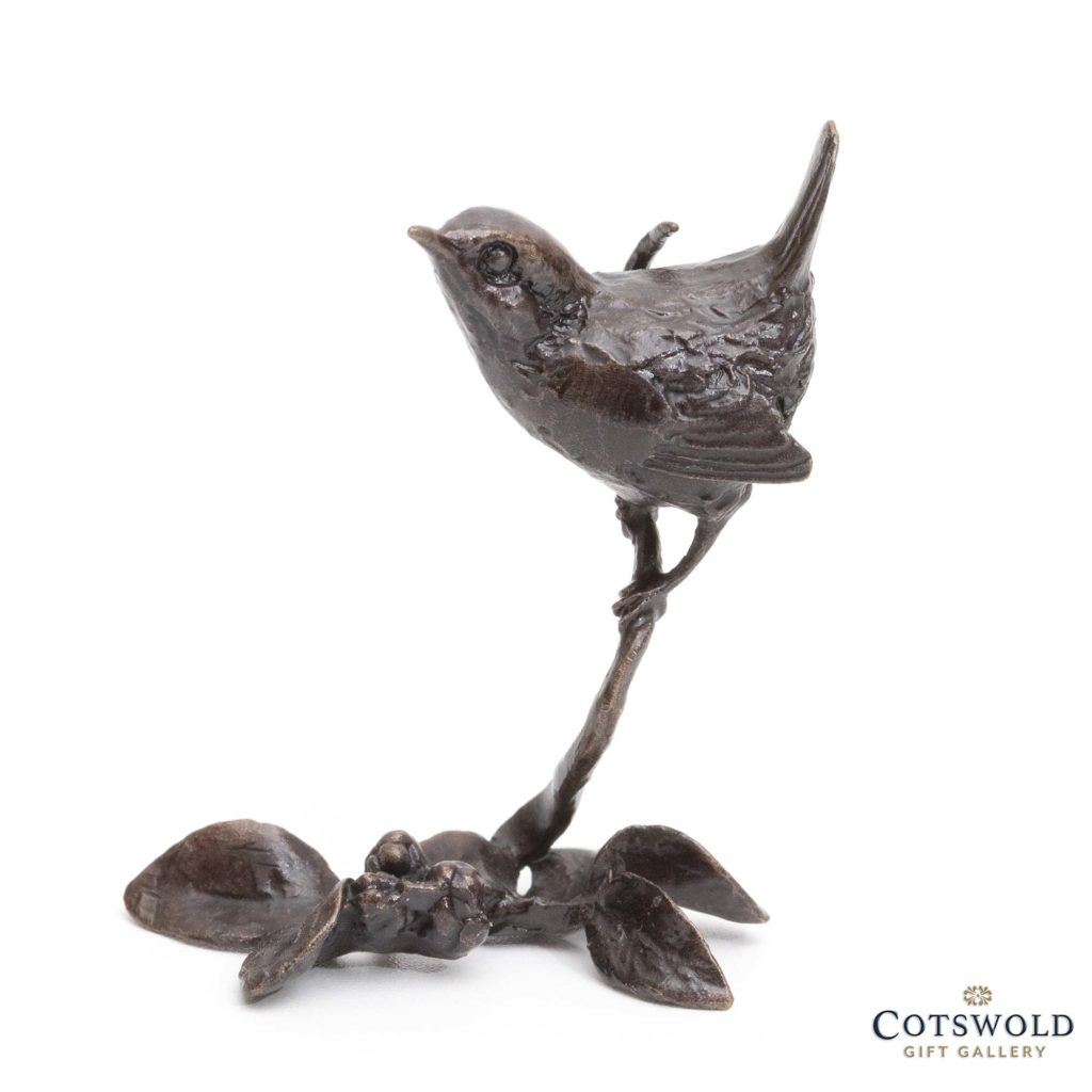 Richard Cooper Bronze Miniature Wren 3 1024x1024