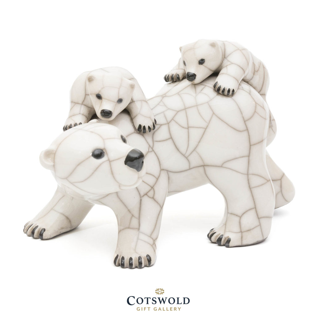 Chloe Harford Raku Polar Bear Family 4 1024x1024