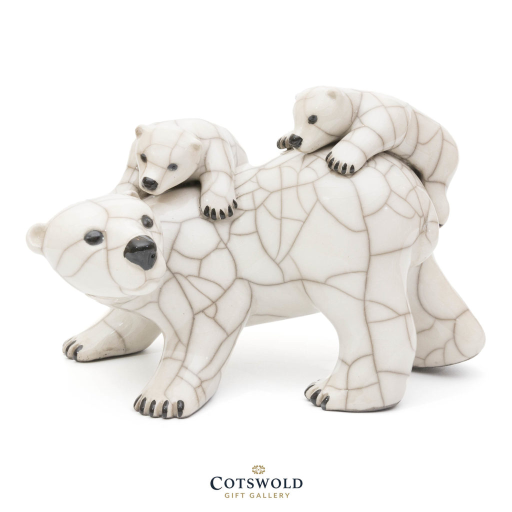 Chloe Harford Raku Polar Bear Family 5 1024x1024