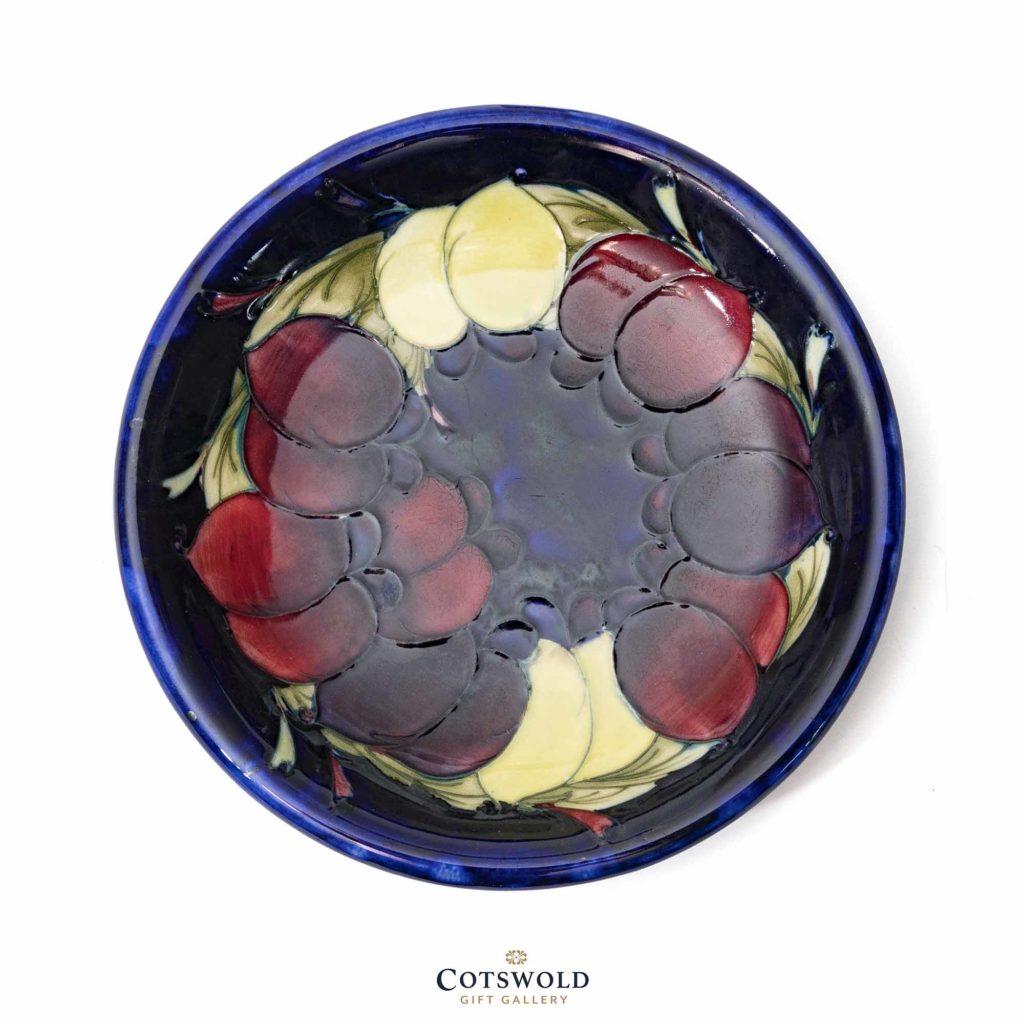 Vintage William Moorcroft Wisteria Dish 1 1024x1024