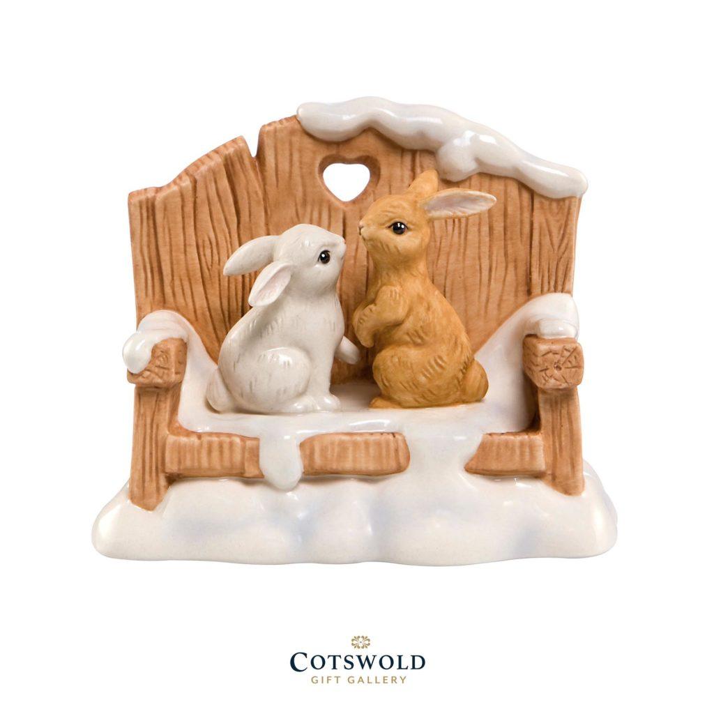 Goebel Love Bunnies In Winter 1024x1024