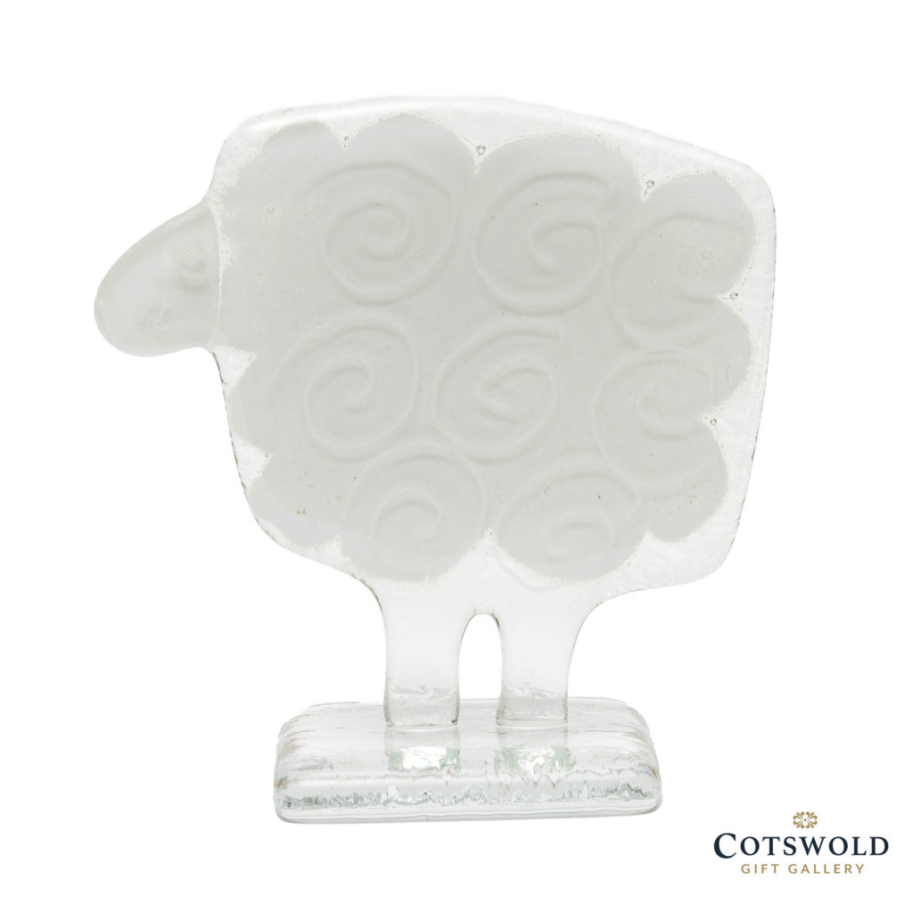 Habrat Glass Large White Sheep 1024x1024