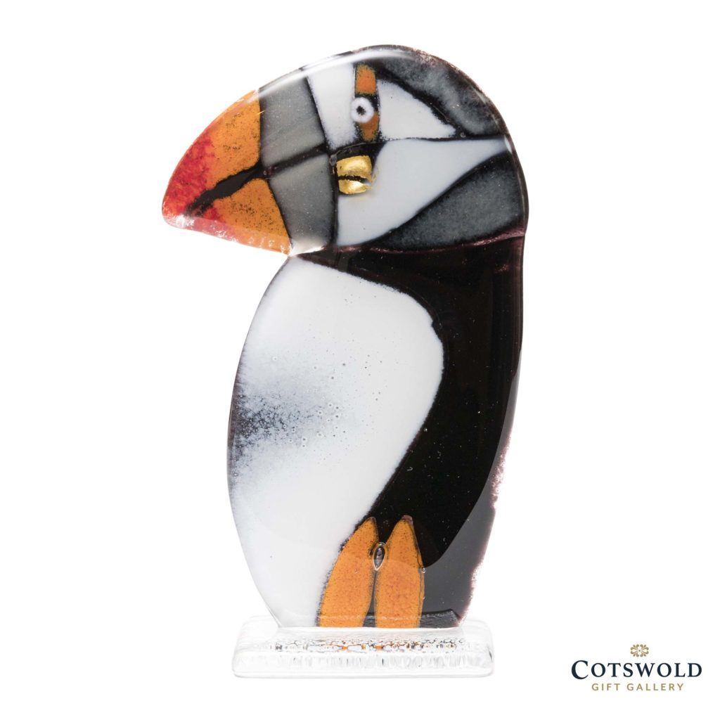 Habrat Glass Puffin Gold 1024x1024