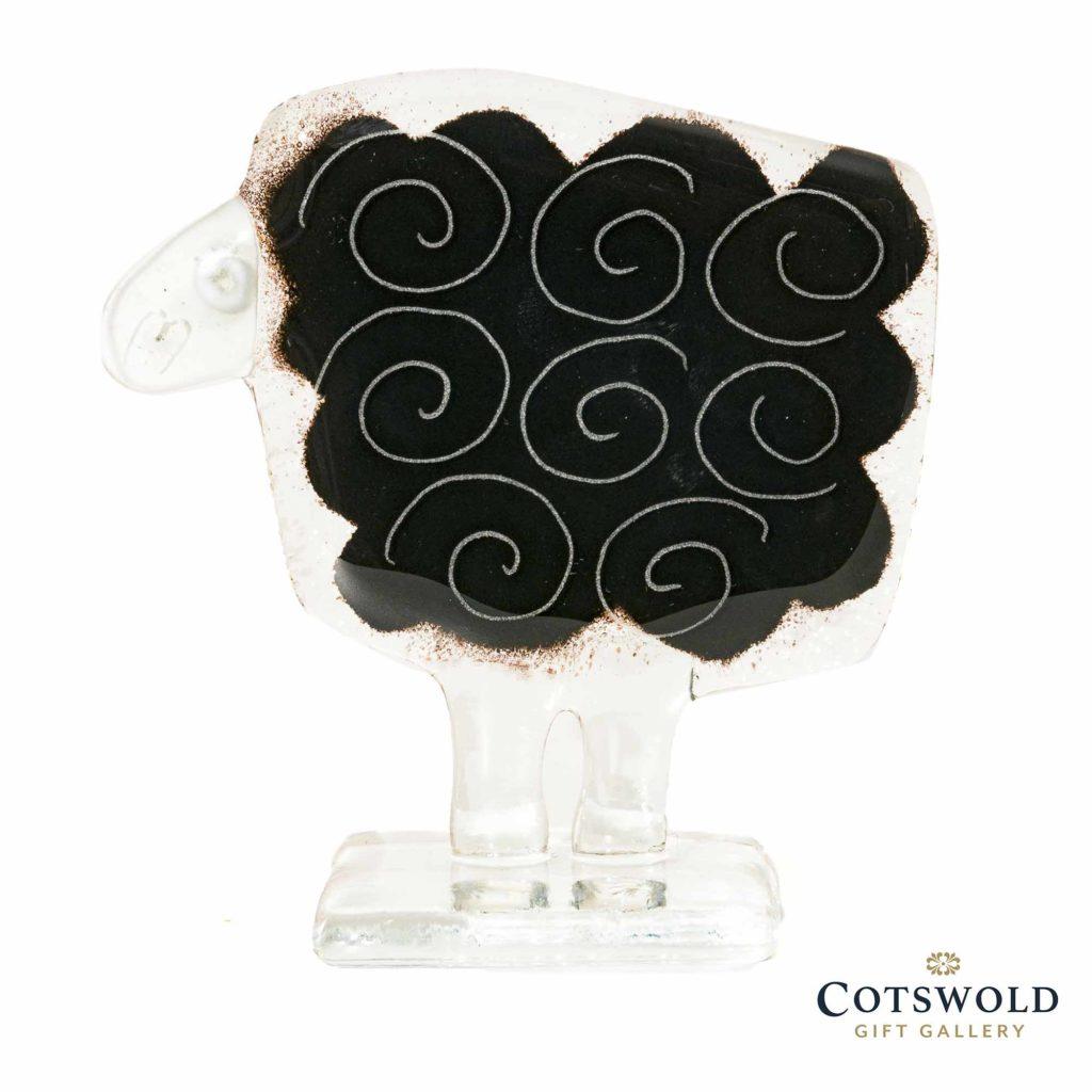 Habrat Glass Small Black Sheep 1024x1024