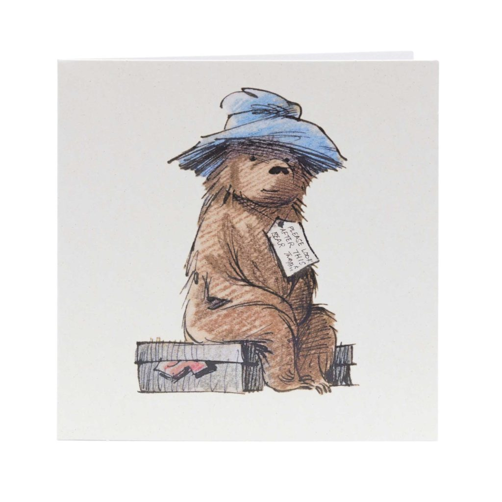 Museums And Galleries Paddington On His Suitcase Cards 1 1024x1024
