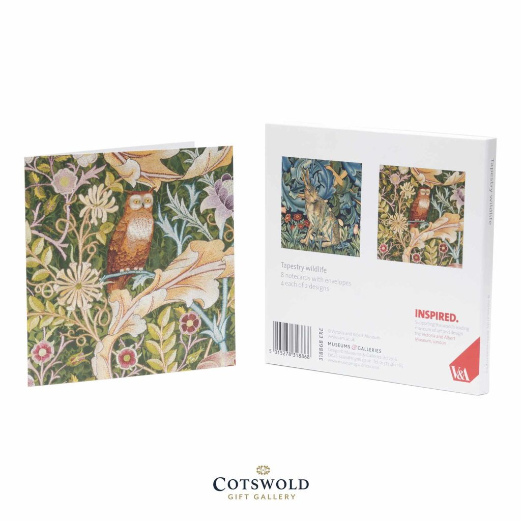 Museums And Galleries Tapestry Wildlife Cards 01 1024x1024