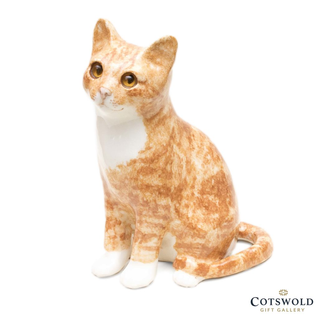 Winstanley Ginger Cat Sitting Size 2 1 1024x1024