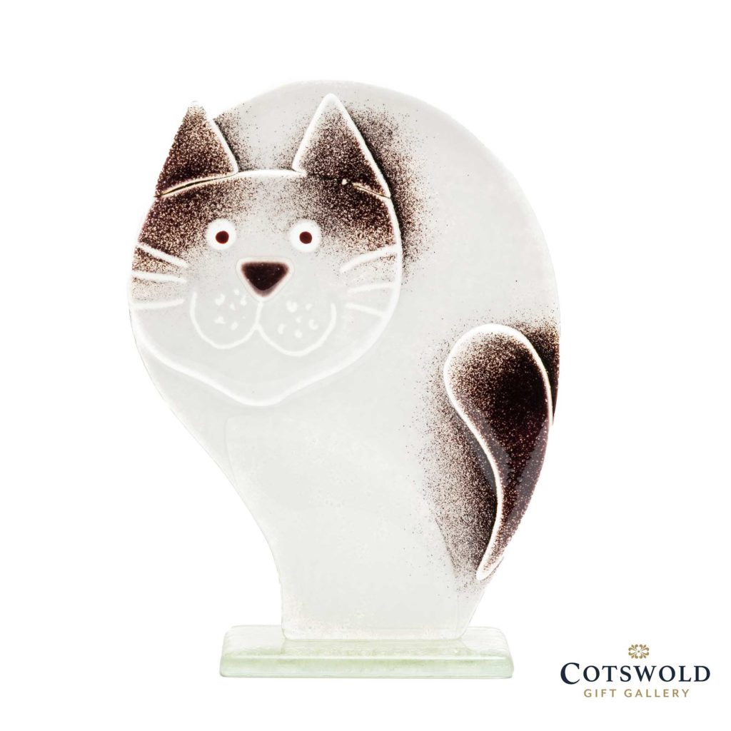 D And J Glassware Black And White Cat 1024x1024