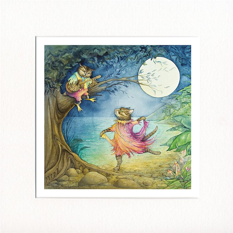 Moongazer Cards By The Light Of The Moon PSM A 01