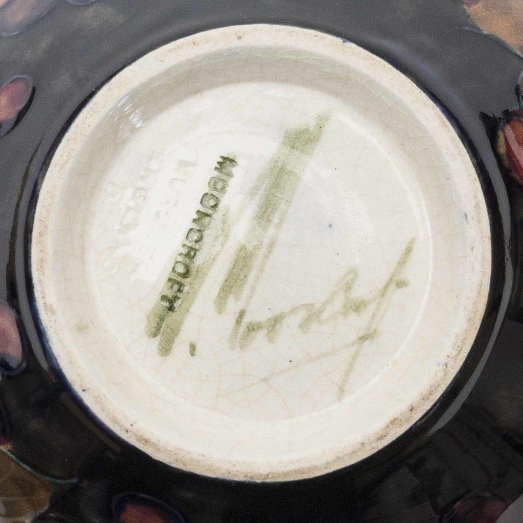 William Moorcroft Vintage Pomegranate Vase 3 1024x1024