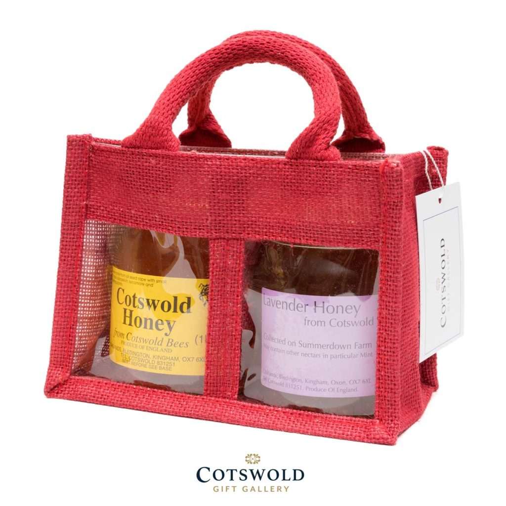Cotswold Honey Runny Lavender Red 1024x1024