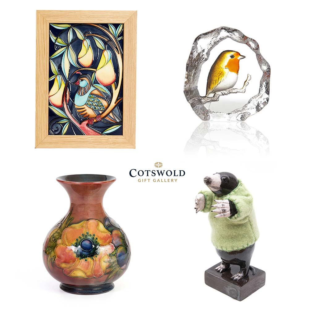 Goodies from the Cotswold Gift Gallery