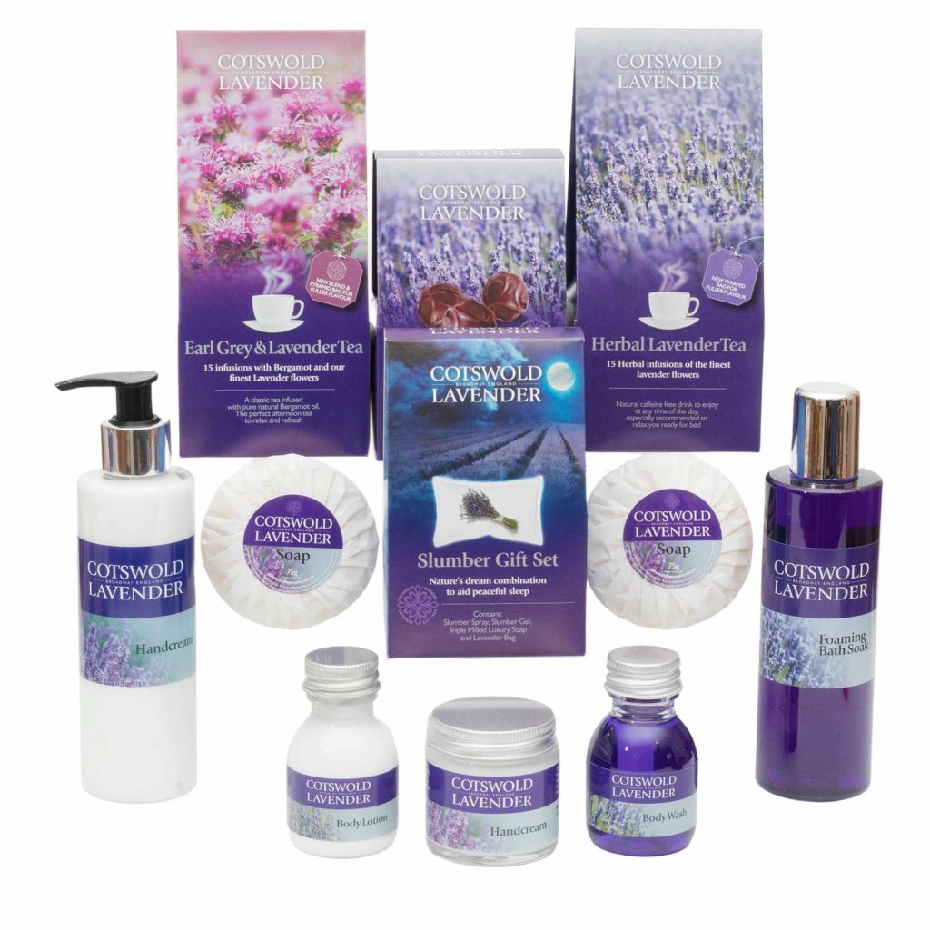 Cotswold Lavender from the Cotswold Gift Gallery