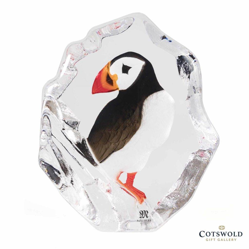 Målerås Glass Puffin 1024x1024