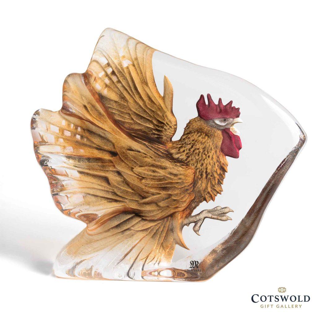 Målerås Glass Rooster 1024x1024