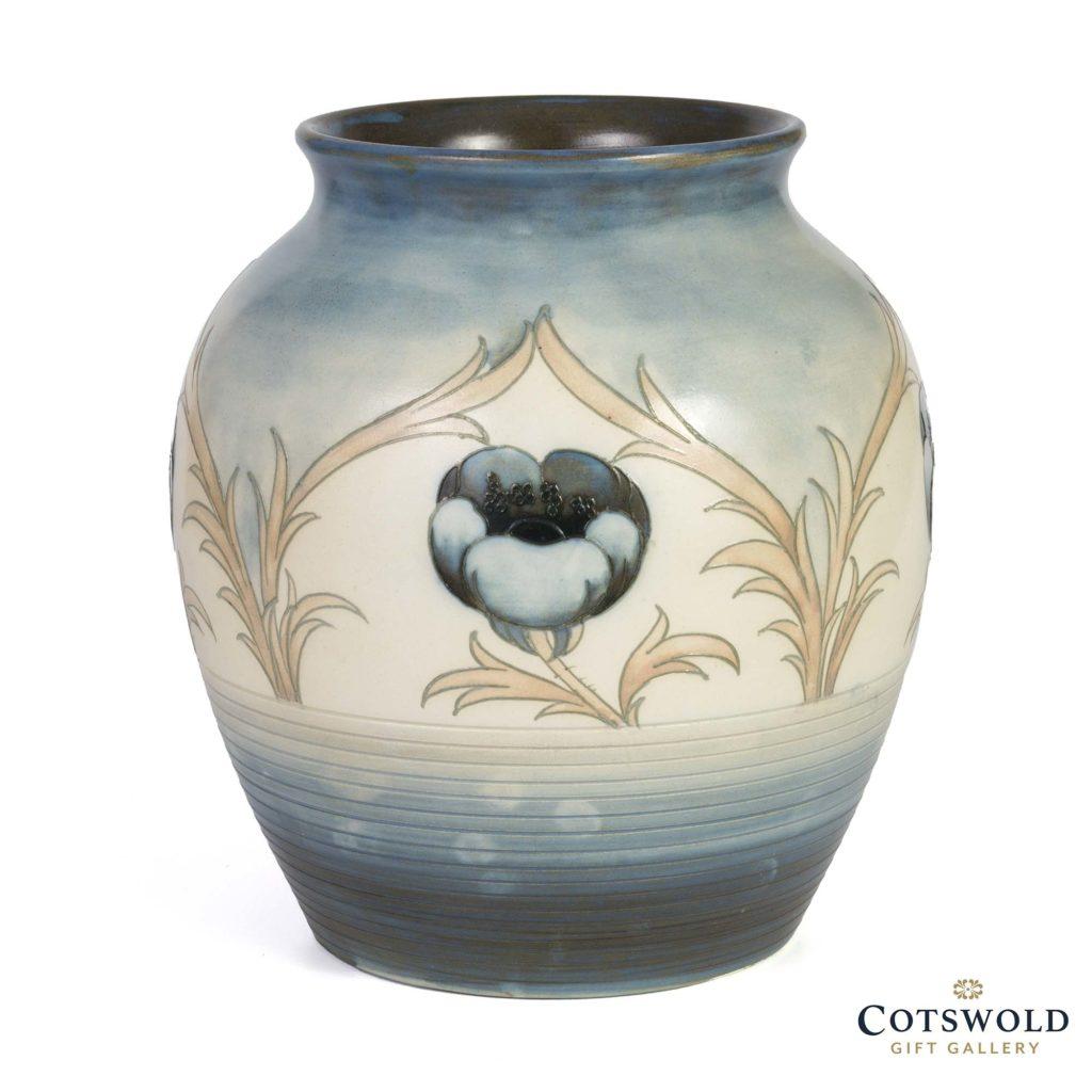 Vintage William Moorcroft Big Poppy Variant Vase 1 1024x1024