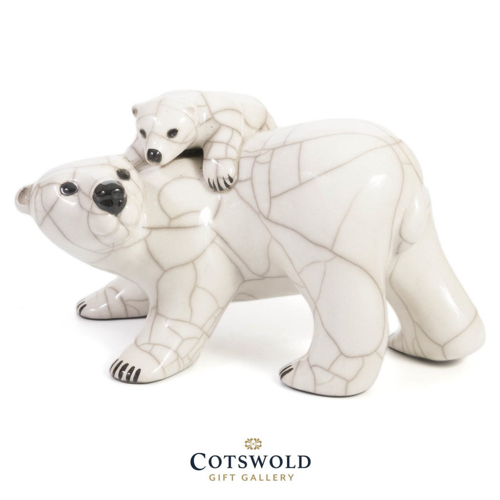 Chloe Harford Raku Polar Bear And Cub 1 1024x1024