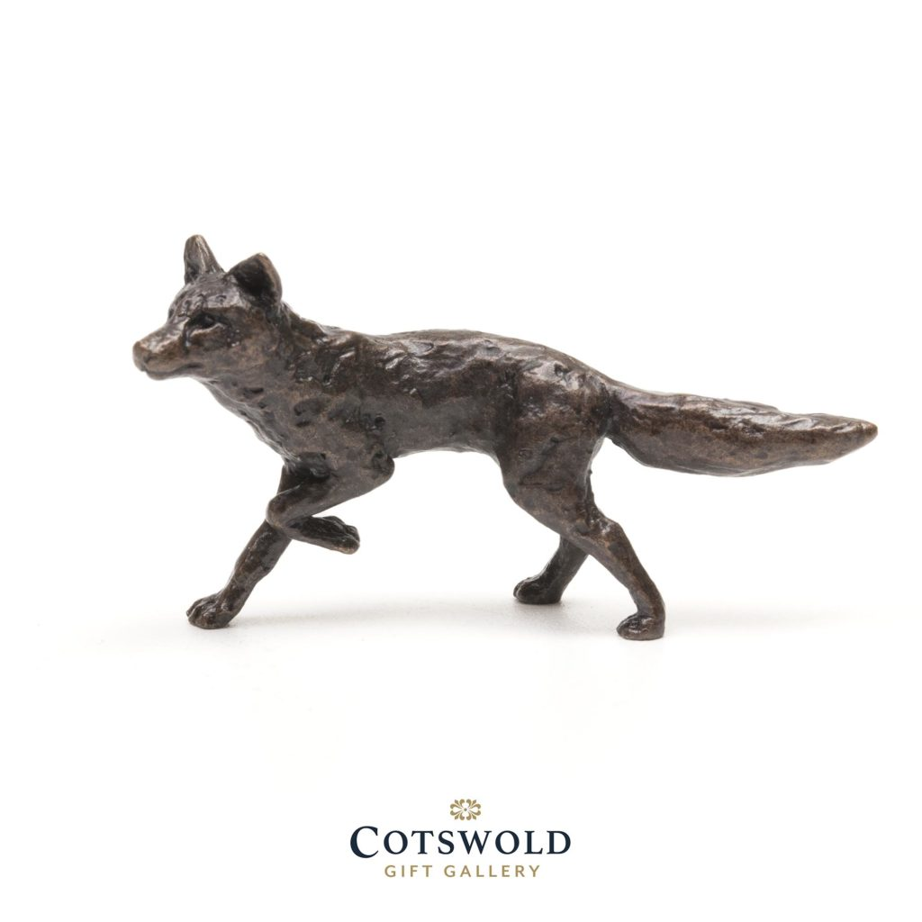 Michael Simpson Bronze Miniature Fox 3 1024x1024