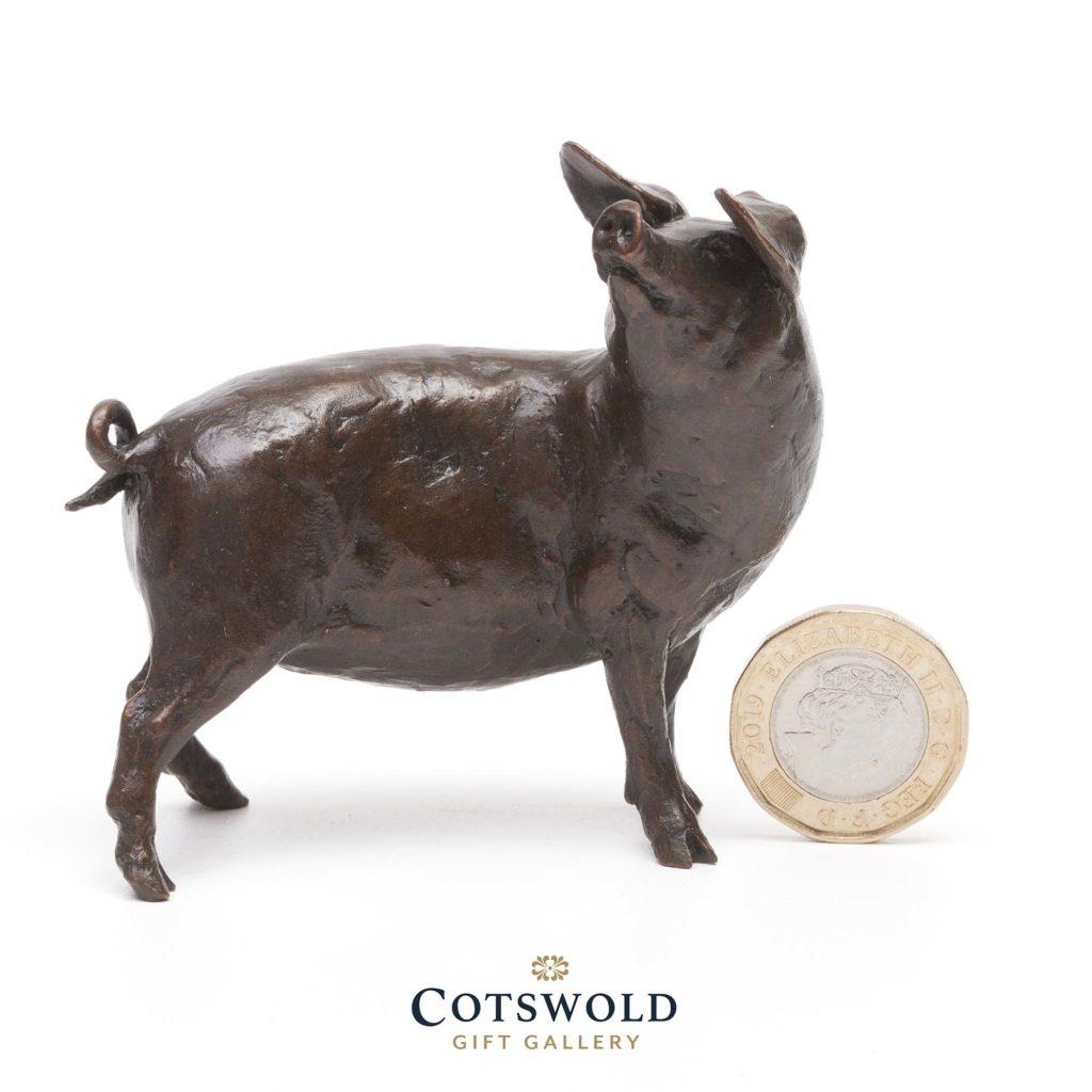 Michael Simpson Bronze Pig 2 1024x1024
