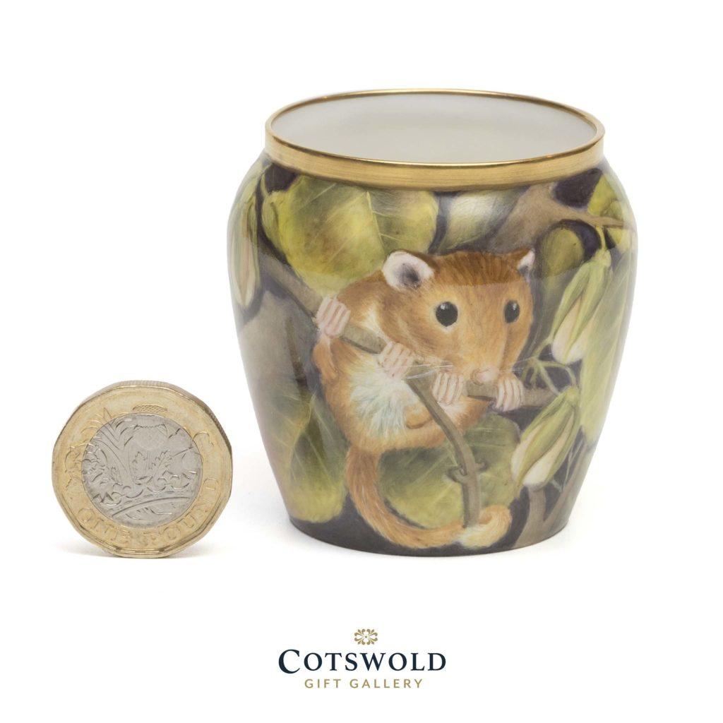 Steve Smith Miniature Vase Little Dormouse 2 1024x1024